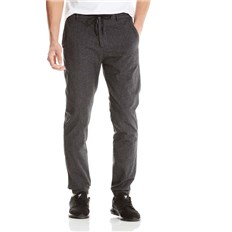 Pants BENCH - Wool Look Dark Grey Marl Winter (MA1053)