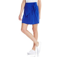 Skirt BENCH - Front Knoted Skirt Yves Blue (BL11216)