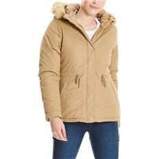 Jacket BENCH - Padded Jacket With Fur Lining Stone (ST030)