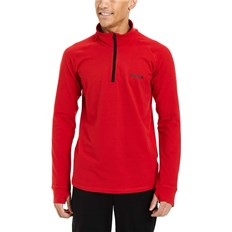 BENCH - Snow Zip Neck L/S Salsa (RD11186)