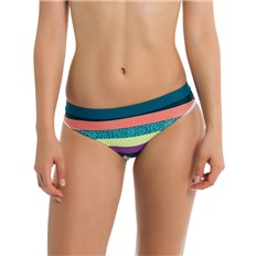 Swimwear BENCH - Basic Bottom Aop A0648-Crazy Small Stripe Repea (P1202)