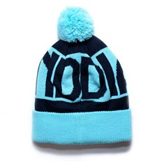 Beanie DIAMOND - Caroline Pom Diamond Blue (DBLU)