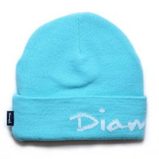 Beanie DIAMOND - Og Script Diamond Blue Dblu (DBLU)