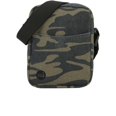MI-PAC - Flight Bag Canvas Camo Khaki (A15)