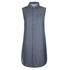 Dress NIKITA - Cats Eye Dress Chambray (CBR)