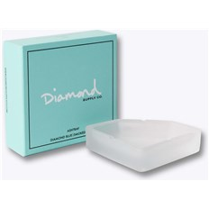 Ashtray DIAMOND - Diamond Ash Tray - Frosted White (WHT)