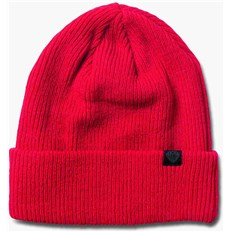 Beanie DIAMOND - Brilliant Knit Beanie Red (RED)