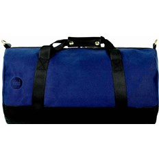 MI-PAC - Duffel Canvas Tumbled Navy/Black (052)