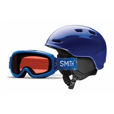 Helmet SMITH - Zoom Jr/Gambler Cobalt (5BK)