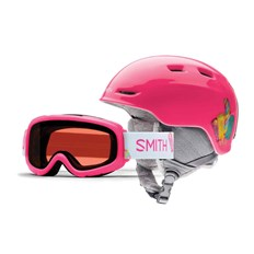 Helmet SMITH - Zoom Jr/Gambler Pink Popsicles (XIZ)