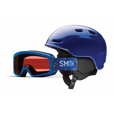 Helmet SMITH - Zoom Jr/Rascal Cobalt (5BK)