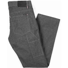 Pants BRIXTON - Fleet Rigid Carpenter Charcoal (0303)