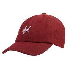 Caps DGK - Script Strapback Red (RED)