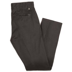 Pants BRIXTON - Fleet Rgd Chino Pant Black (BLACK)