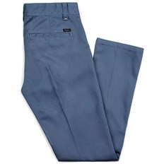 Pants BRIXTON - Fleet Rgd Chino Pant Grey Blue (GYBLU)