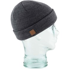 Beanie COAL - The Harbor Charcoal (05)