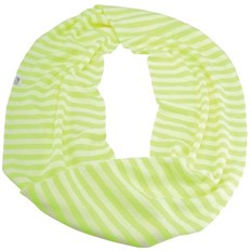 Scarf COAL - The Jessie Scarf Neon Yellow (02)