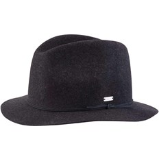 Hat COAL - The Drifter Heather Black (01)