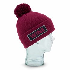 Beanie COAL - The Vice Burgundy (Wine)  (07)