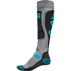 Socken GLOBE - Yes/Globe Pow Pow Sock  Grey/Blue (GREYBLUE)