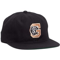 Caps GRIZZLY - North Field Snapback Black (BLK)