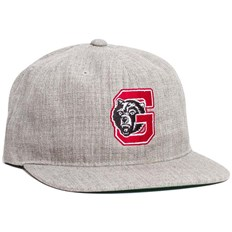 Caps GRIZZLY - North Field Snapback Grey (GRY)
