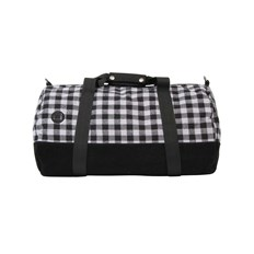 MI-PAC - Duffel Gingham Grey/Black (A08)