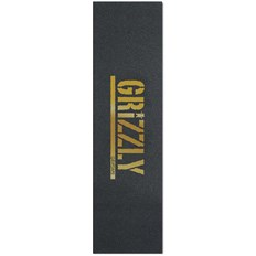 Grip Tape GRIZZLY - Gold Stamp (GLD)