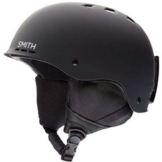 Helmet SMITH - Holt 2 Matte Black (ZE9)
