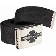 Belt INDEPENDENT - Clipped Black (BLACK)