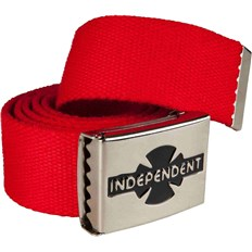 Belt INDEPENDENT - Clipped Cardinal Red (CARDINAL RED)
