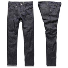 Pants KREW - K Skinny Denim Raw Blue (RAW)