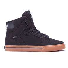 Shoes SUPRA - Kids Vaider Black/Gum (BGM)