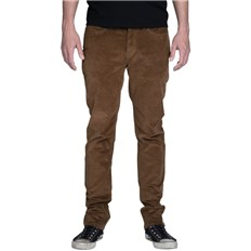 Pants KREW - Bots K Slim 5 Pocket Medium Brown (MBN)