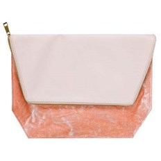 Handbag NIKITA - Mountain Ash Clutch Peach Nectar (PEA)