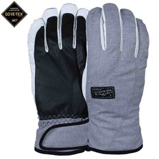 Gloves POW - Ws Crescent GTX Glove Grey (Short) (GY)