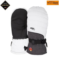 Gloves POW - Ws Falon GTX Mitt +WARM White (B4BC) (Short) (WH)