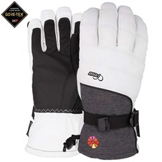 Gloves POW - Ws Falon GTX Glove White (B4BC) (Short) (WH)