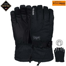 Gloves POW - Ws Crescent Gtx Long Glove Black (BK)