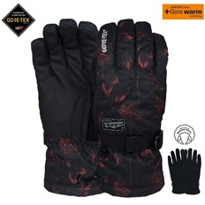 Gloves POW - Ws Crescent Gtx Long Glove Nightfall (NF)