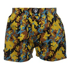 Shorts REPRESENT - Exclusive Ali Digital Emotions Yellow (642)