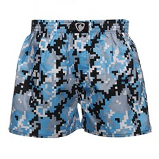 Shorts REPRESENT - Exclusive Ali Digital Emotions Blue (643)