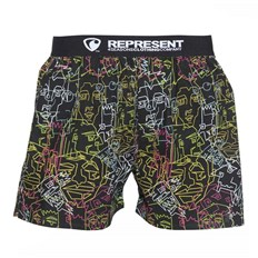 Shorts REPRESENT - Exclusive Mike Faces (733)
