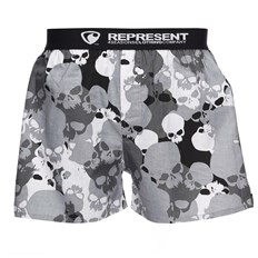 Shorts REPRESENT - Exclusive Mike Urban Skull (738)