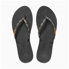 Flip- Flops REEF - Slim Ginger Beads Black (BLA)
