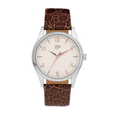 Watch CHPO - Rodger Silver Silver/Brown (SILVER/BROWN)