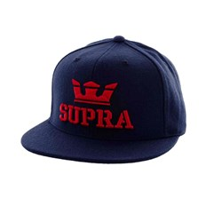 Caps SUPRA - Above Snap Accs Navy/Red (NRD)