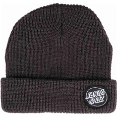 Beanie SANTA CRUZ - Outline Dot Black (BLACK)