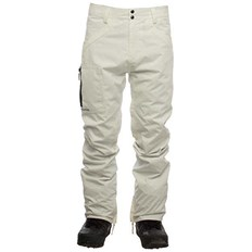 Pants SESSIONS - Agent Pant White (WHT)