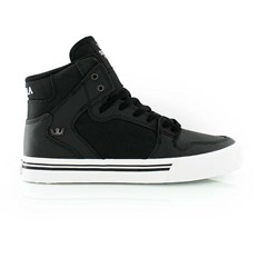 Shoes SUPRA - Kids Vaider Black-White (BKW)